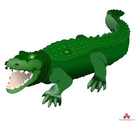 crocodile clipart alligator pattern clipart 25