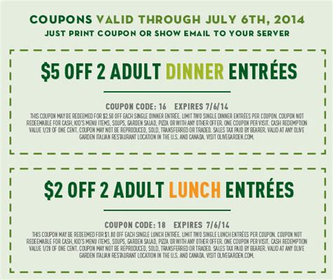 coupons  july  abccom