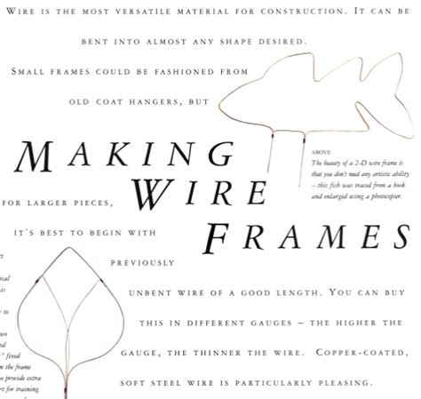 topiary sculptures frames images - How To Make A Wire Topiary Frame