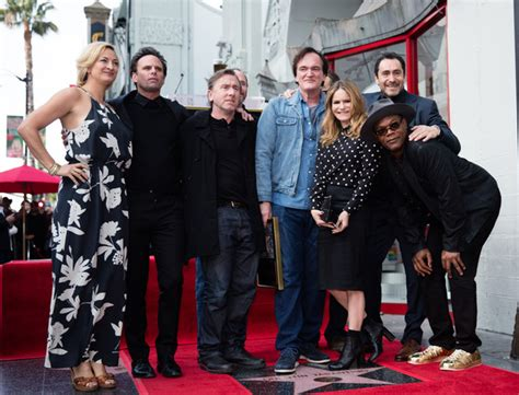 jennifer jason leigh jackie brown quentin tarantino a son 233 toile sur hollywood blvd