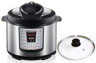 Pot ip lux60 electric pressure cooker programmable pressure