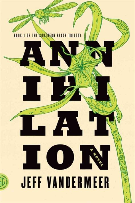 the annihilation of planet ks books jeff vandermeer npr