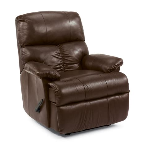 flexsteel triton recliner chair flexsteel triton 399r 501 leather wall recliner dunk