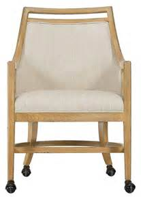 Dining chair with casters d amp d pinterest