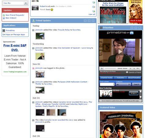 xvon image myspace home page