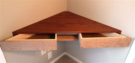 Form Floating Shelf With Drawer by Every House Has That One Untameable Corner And This
