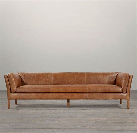 Low Back Leather Sofa 8 Sorensen Leather Sofa Bay Pinterest