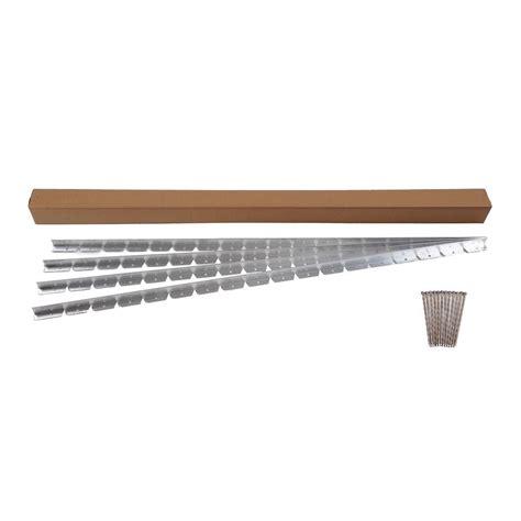 Dimex 24 Aluminum Landscape Edging Kit Proflex 24 Ft Commercial Grade Aluminum Paver Edging Kit