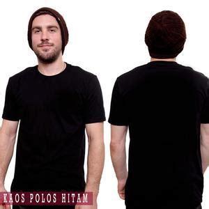 Kaos Dalam Oblong Rider Warna Hitam Abu kaos polos warna hitam depan belakang distributor murah