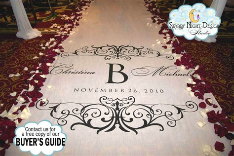 Wedding Aisle Runner by Aisle Runner Wedding Aisle Runner Custom Aisle Runner