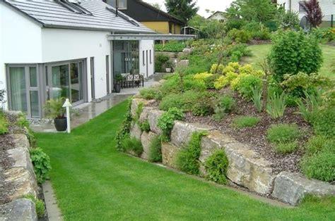 Garten Hang Gestalten