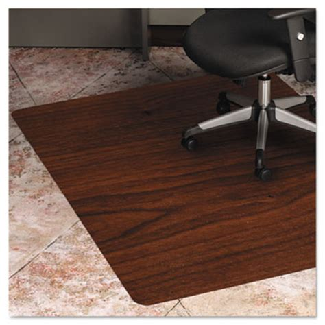 Chair Mat Wood Floor by Printer
