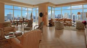 Donald Trump S Apartment Trump Tower 721 Fifth Avenue Nyc Condo Apartments