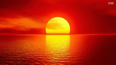 Attractive Free Religious Christmas Images #6: Red-Sunset-4K-Wallpaper.jpg