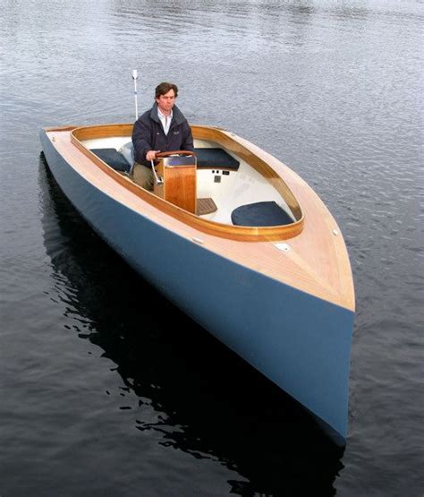 electric boat plans patterson boatworks unveils electric superyacht tender