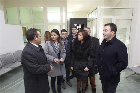 casa circondariale cosenza delegazione consiglio comunale in visita alla casa