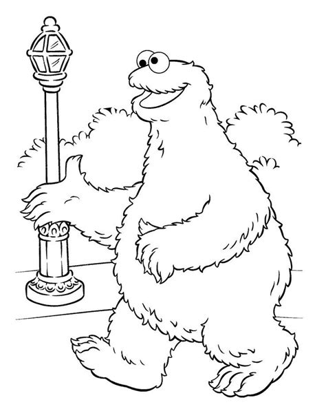 monster birthday coloring page cookie monster coloring pages birthday party