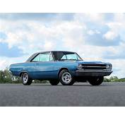 Dodge Dart GTS 1969  Mad 4 Wheels