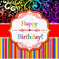 18 free vector birthday card images free birthday