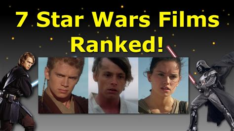 film bioskop terbaru star wars 7 star wars movies ranked worst to best ranked 3 youtube
