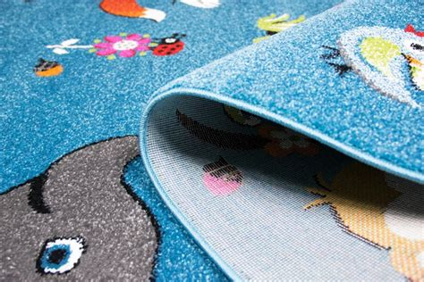 kinderzimmer teppich tiere teppich traum kinderteppich spielteppich babyteppich