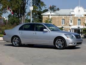 Lexus 430 Ls Lexus Ls 430 Ucf30 2003 06