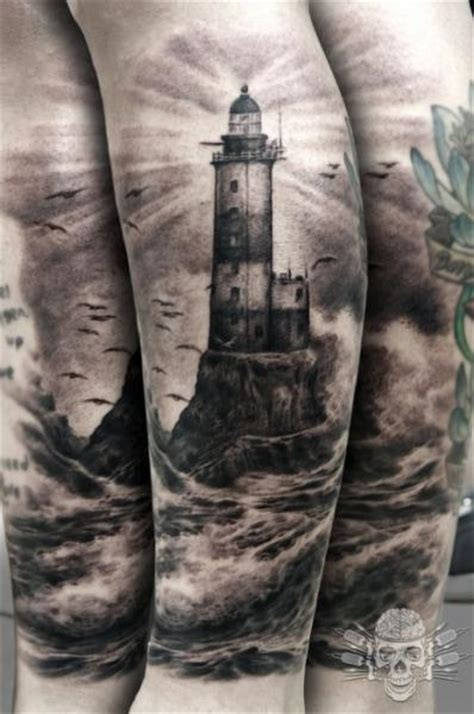 christian lighthouse tattoo lighthouse tattoo images designs