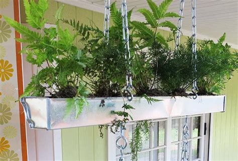 Gutters As Planters by Object Moved
