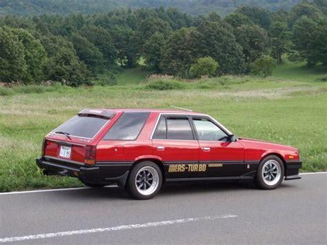 skyline wagon radracerblog nissan skyline r30 wagon rs turbo jdm