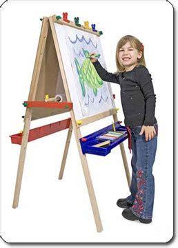 amazon.com: melissa & doug deluxe standing easel: melissa