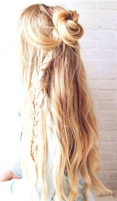 Boho Chic Hairstyles by 43 Bohemian Hairstyles Ideas For Every Boho Chic Junkie