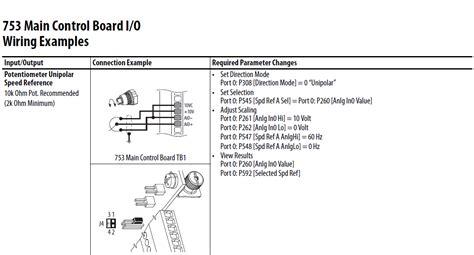 powerflex 753 wiring diagram with inline filter wiring