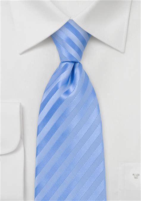 baby blue striped tie