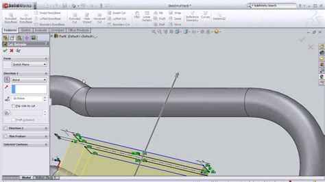 solidworks tutorial lesson 2 assemblies solidworks p tutorial hanger 48 this hanger detailed
