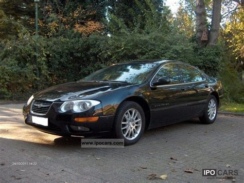 2001 chrysler 300m type chrysler 300m 2 7 at 203 hp specification review