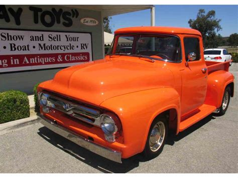 1956 Ford F100 by 1956 Ford F100 For Sale Classiccars Cc 948355