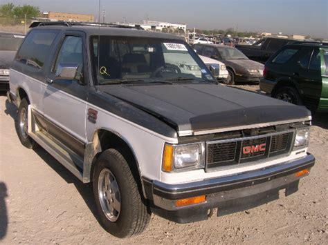 1987 gmc jimmy s15 505 idlewild road grand prairie tx