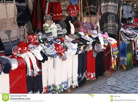 clothes pattern market woolen hand knitted clothing and accessories in tallinn