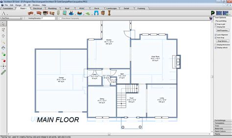 Architect 3d Gold 17 5 1 1000 Iso Home Design Plans With Basement