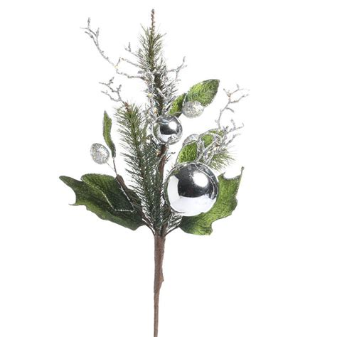 artificial stems and sprays artificial evergreen spray picks and stems floral supplies craft supplies