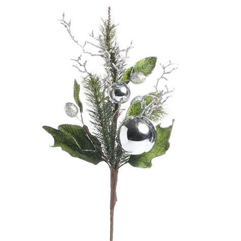 Sprei Evergreen Artificial Evergreen Spray Picks And Stems