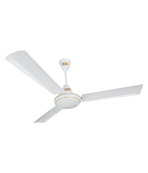 Polar Ceiling Fans by Polar 48 Pazero Ceiling Fan White Available At Snapdeal For Rs 1420