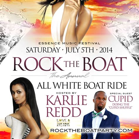 new orleans party boat rock the boat 2014 all white boat ride party during new