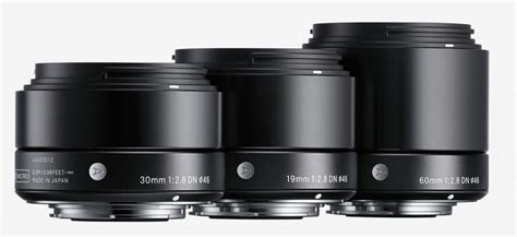 Lensa Sigma Wide Angle 19mm F2 8 promo lensa sigma dn untuk kamera mirrorless