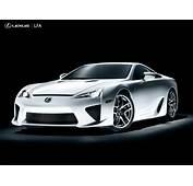 2012 Lexus LFA  Hot Car Pictures