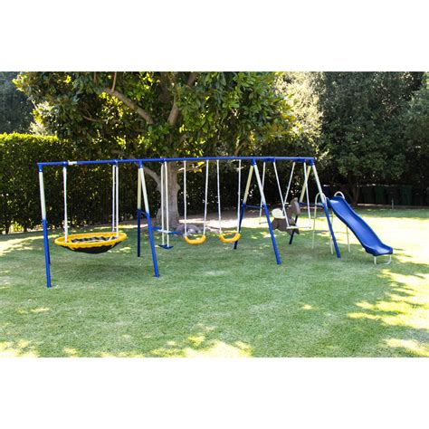 steel swing sets metal swing set www pixshark com images galleries with