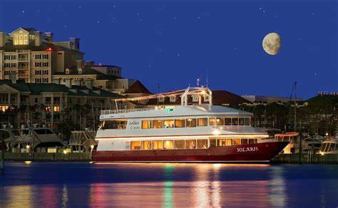 dinner on a boat destin fl skip the destin restaurants this valentine s day and jump