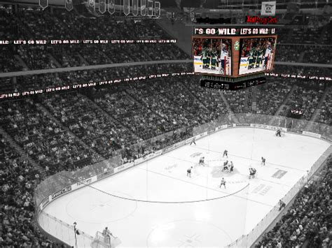 minnesota wild partner daktronics provide