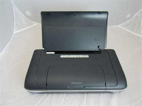 Printer Hp Officejet H470 hp officejet h470 printer ebay