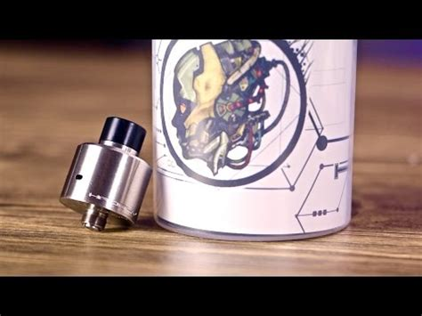 Psyclone Hadaly By Sxk the hadaly rda from psyclone mods cape fear juice doovi